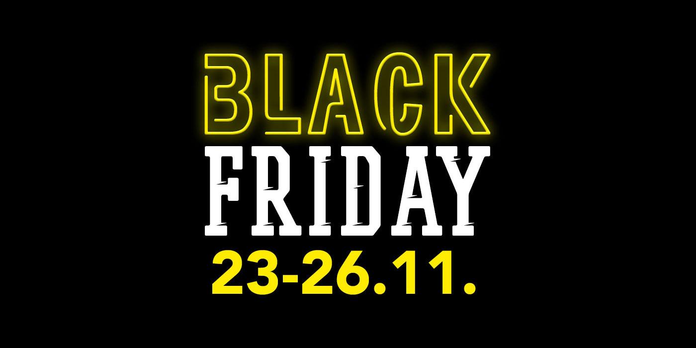 Black Friday Komponentit