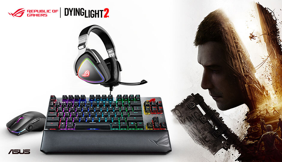 ASUS ROG X Dying Light 2