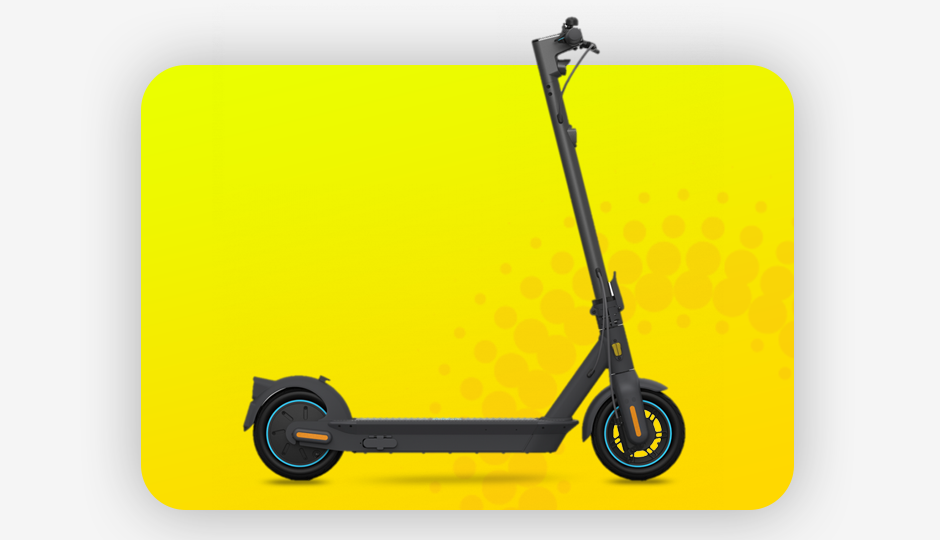 Segway electric vehicles