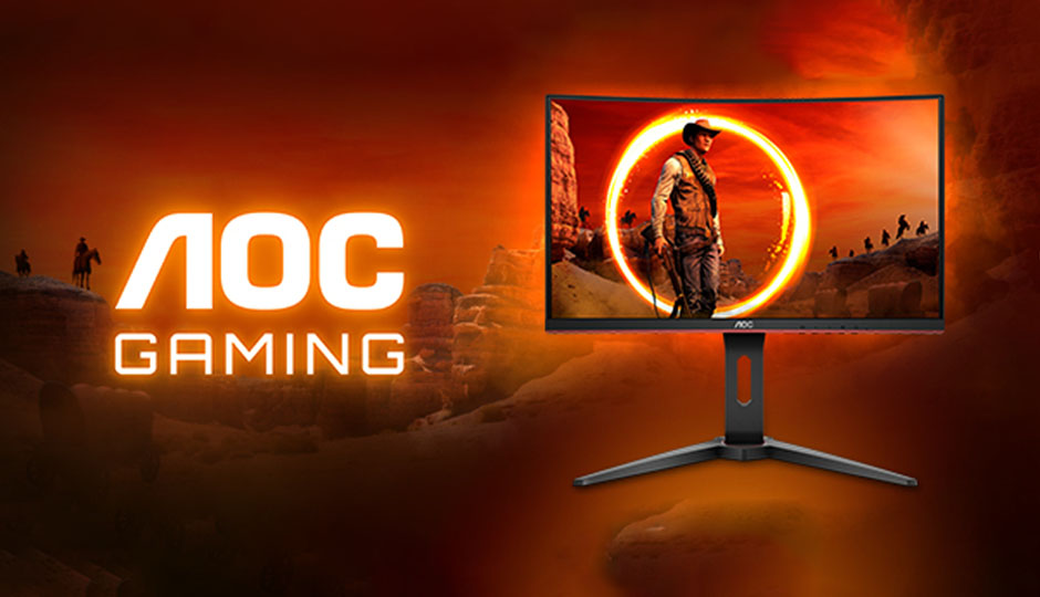 Selected AOC Gaming Monitors now at a special price
