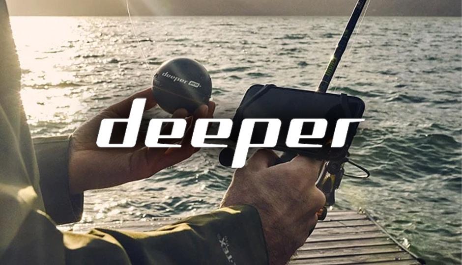 New! Deeper fish finder