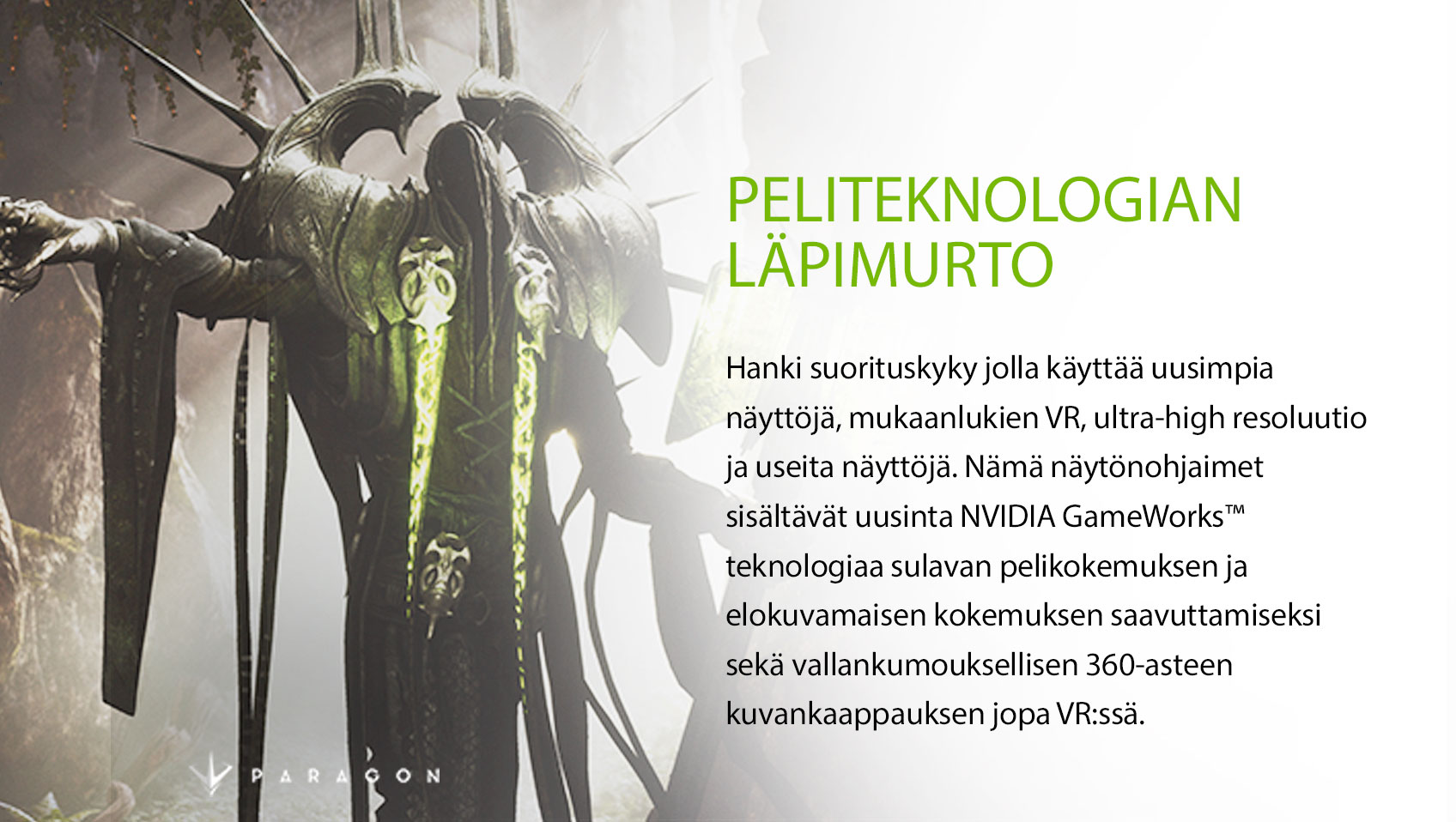 Nvivia gtx1080 latest technologies