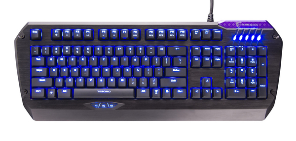 Tesoro G3NL Keyboard Driver for PC