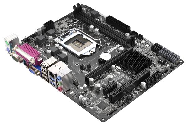 Drivers: ASRock B85M-GL Intel SBA