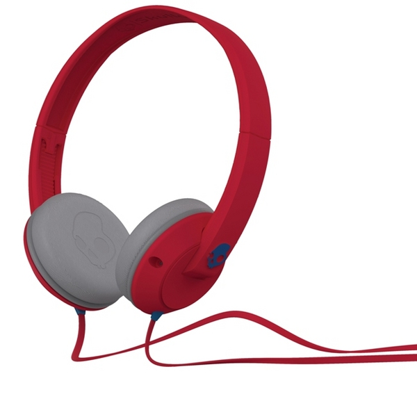 SKULLCANDY Hörlur Uprock Rosa Röd On-Ear dB  e3245458354aa