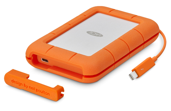 Lacie Rugged Triple 2 Tb External Hdd Manufacturer Product Code Stev2000400 Image